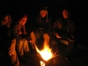 enjoying-an-open-fire-annapurna-sanctuary-trek-nepal
