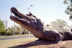 Giant Crocodile of Wyndham