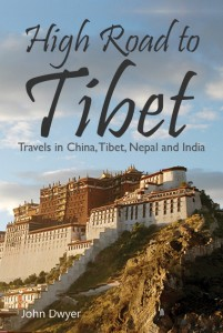 Cover image of High Road to Tibet