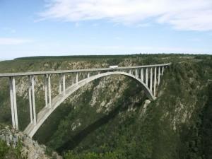 Bloukrans Bridge, South Africa