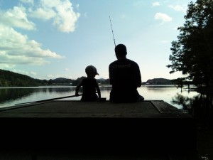 father-and-son-fishing